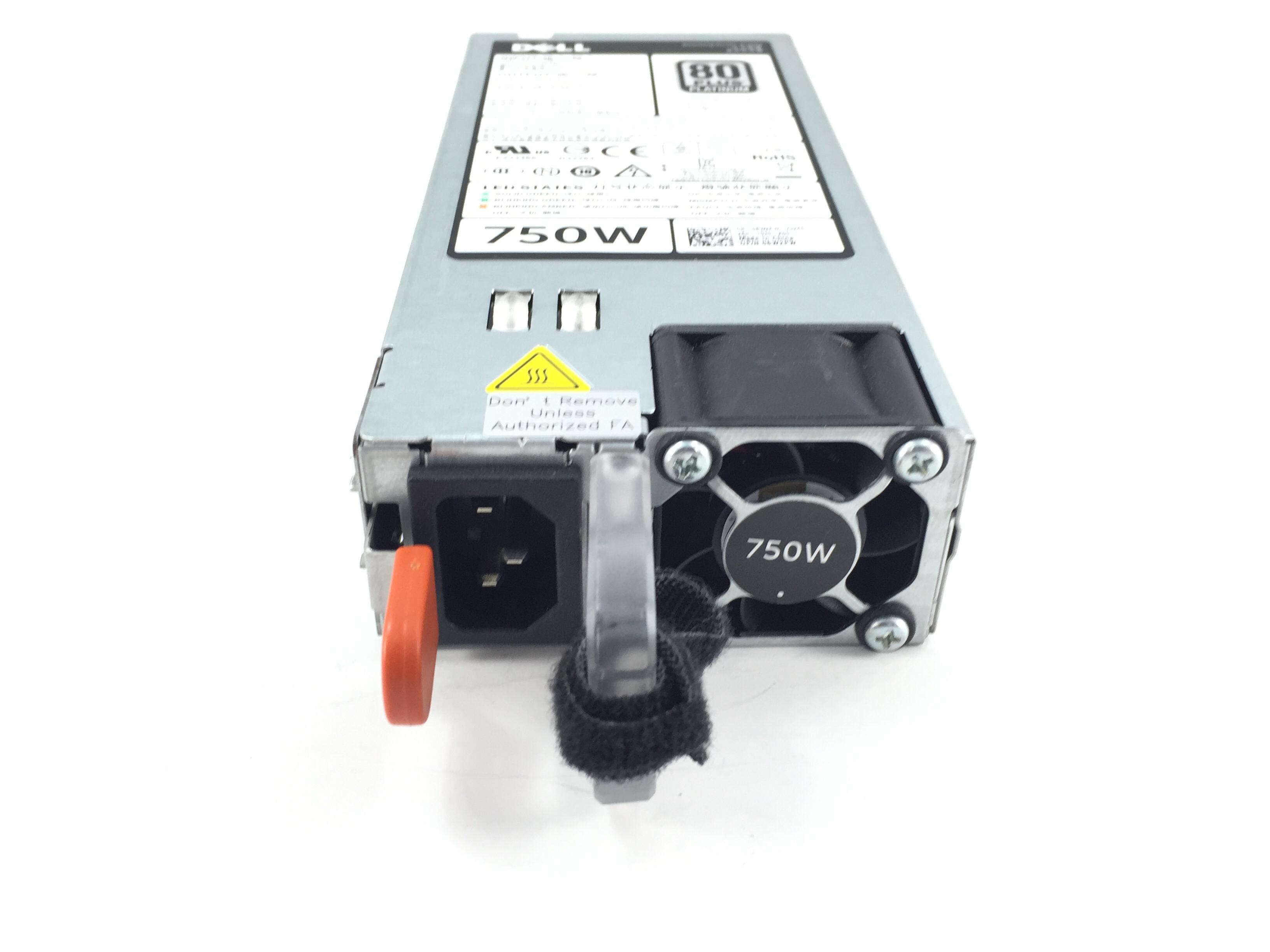 DELL POWEREDGE R520 R620 R720 HOT PLUG 750W POWER SUPPLY (6W2PW)