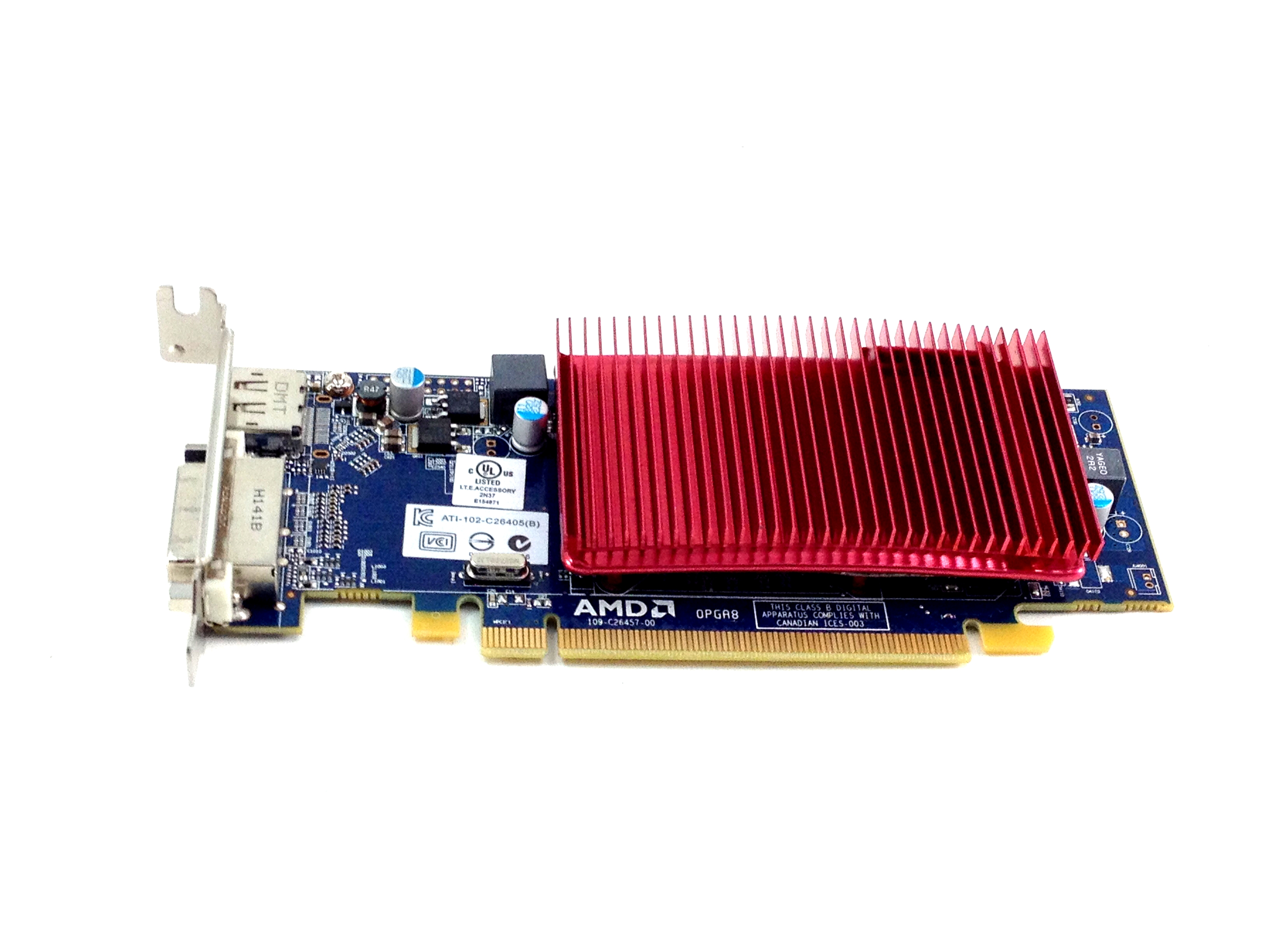 Dell 1GB Radeon HD 6450 GDDR3 PCI-E Graphics Card (6XMMP)