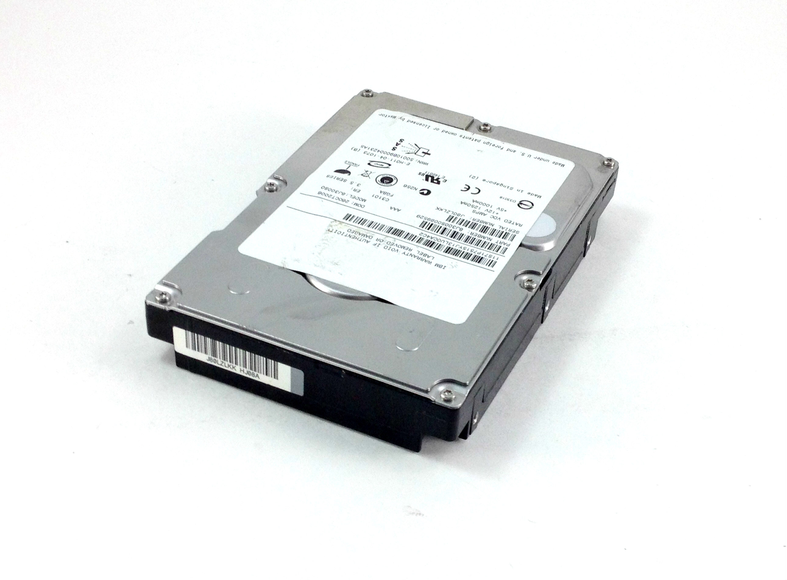 IBM 300GB 10K 6Gbps SAS 3.5'' Hard Drive (71P7515)