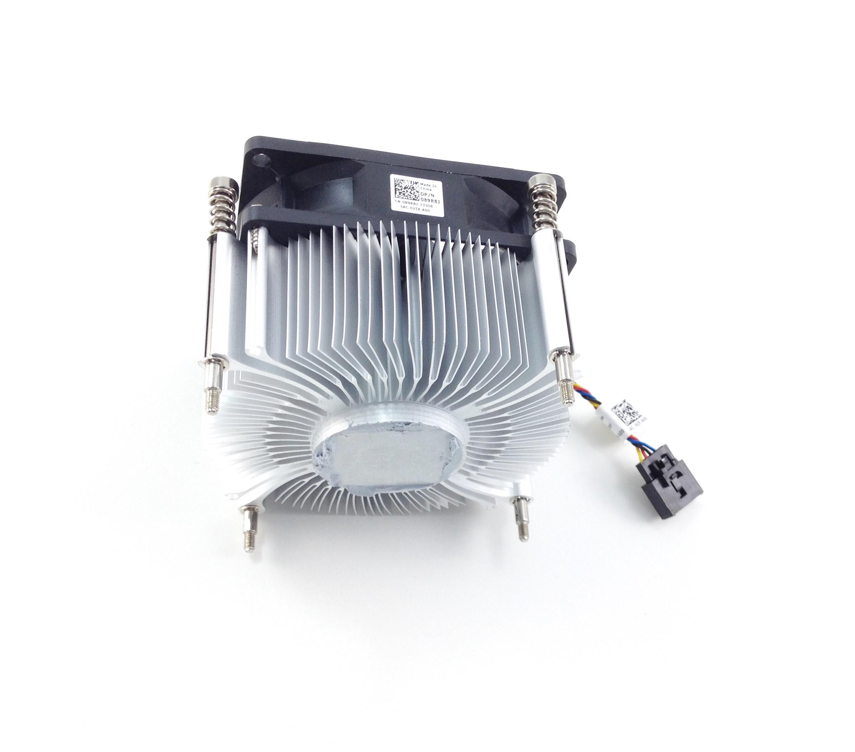 Dell Optiplex 3010 9010 3020 7020Mt Fan w/ Heatsink (89R8J)