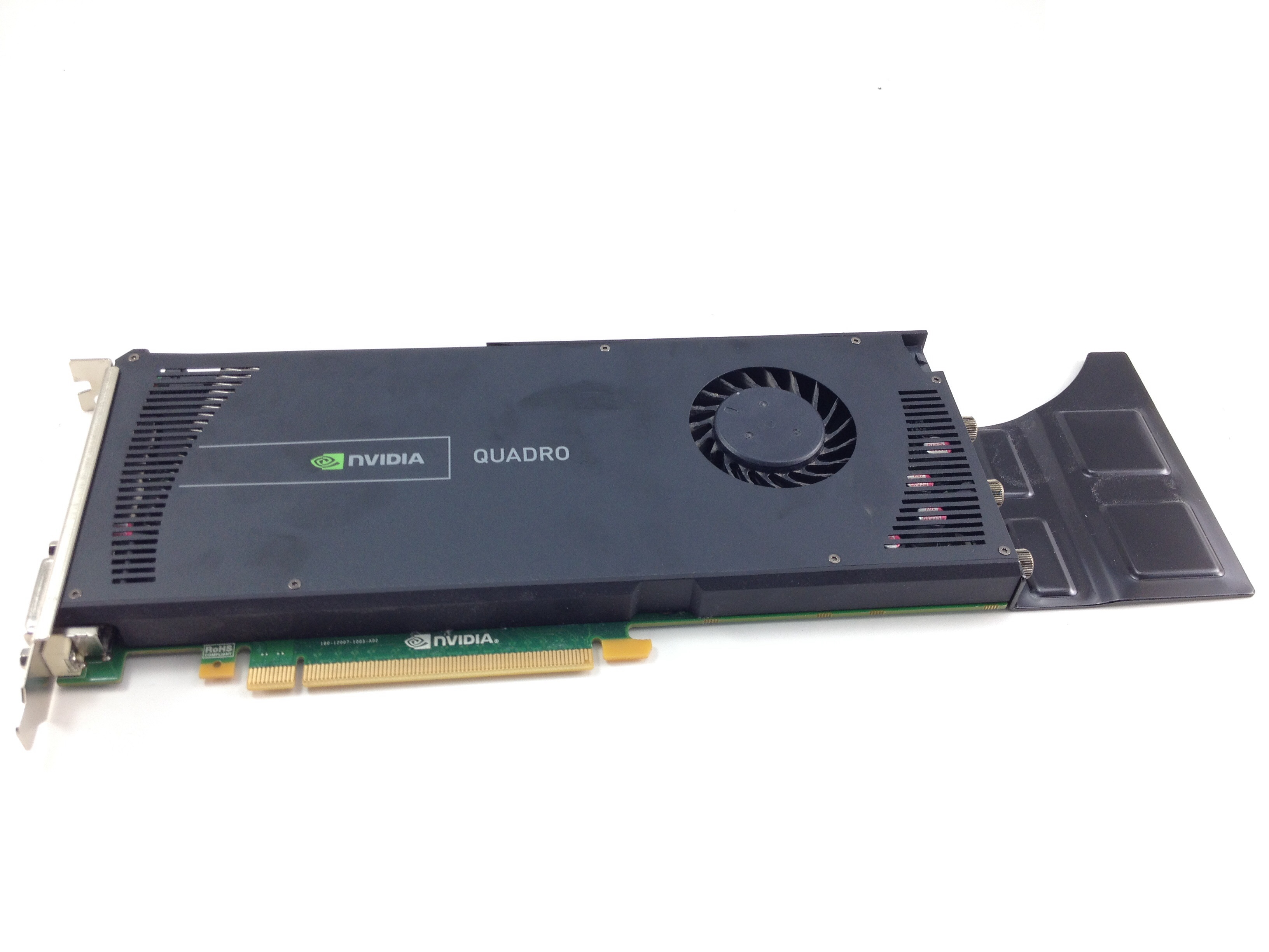 IBM Nvidia Quadro 4000 2Gb GDDR5 PCI-E Video Graphics Card (89Y8627)