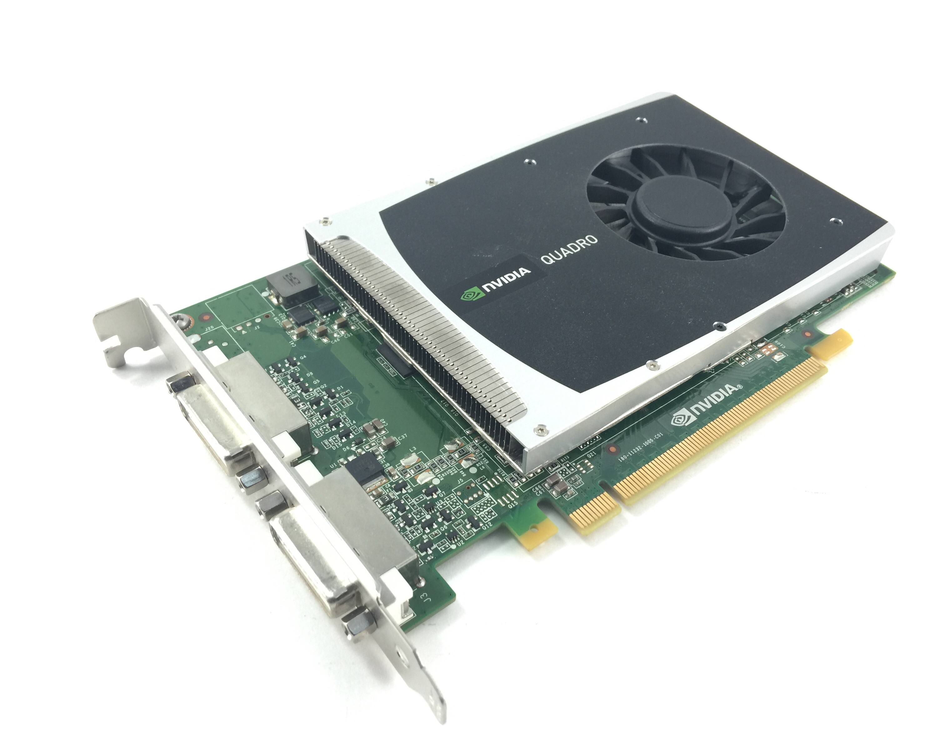 IBM NVIDIA QUADRO 2000 1GB GDDR5 PCI-E VIDEO CARD (89Y8856)