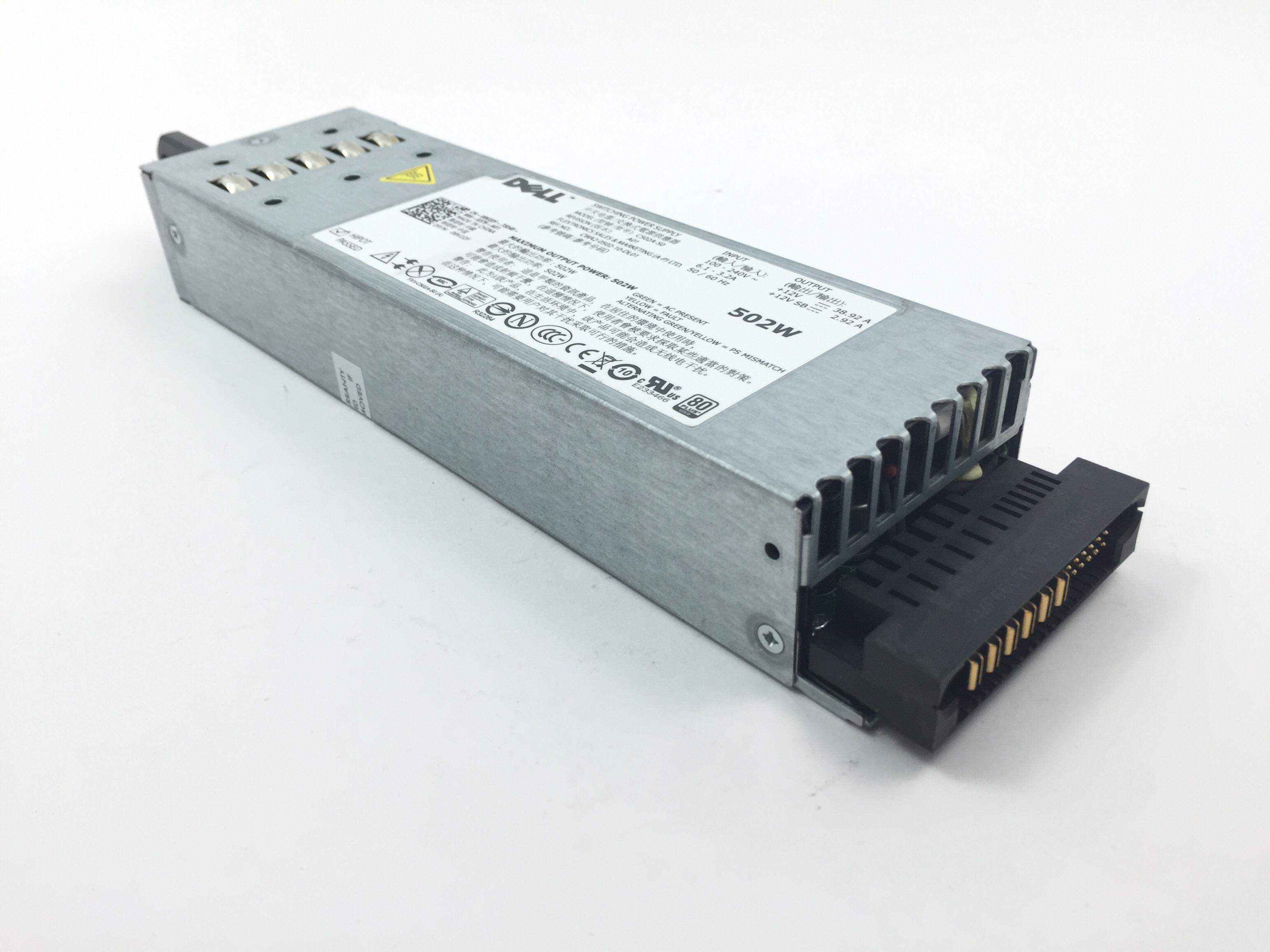 DELL POWEREDGE R610 502W POWER SUPPLY (8V22F)