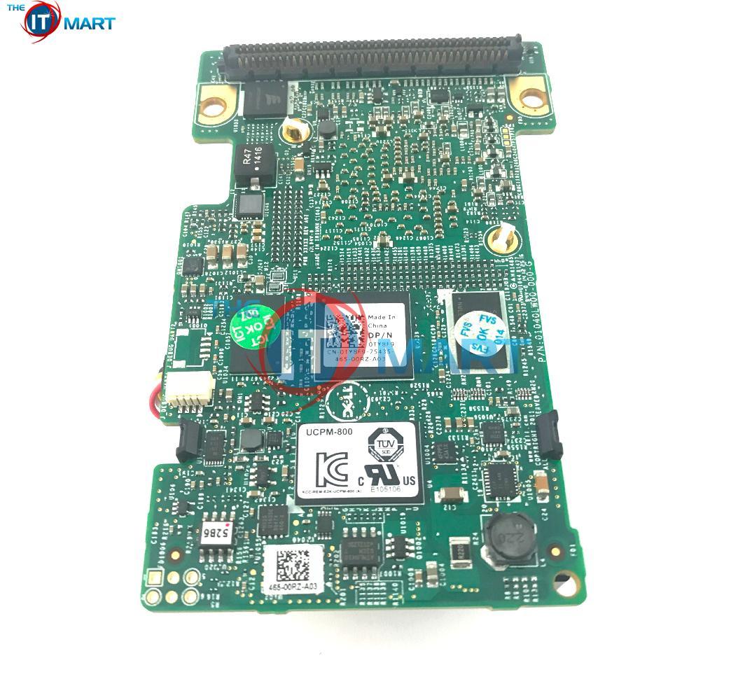 DELL PERC H710P 6GBPS 1GB Mini Mono RAID Controller w/ Battery 0TY8F9  (TY8F9)