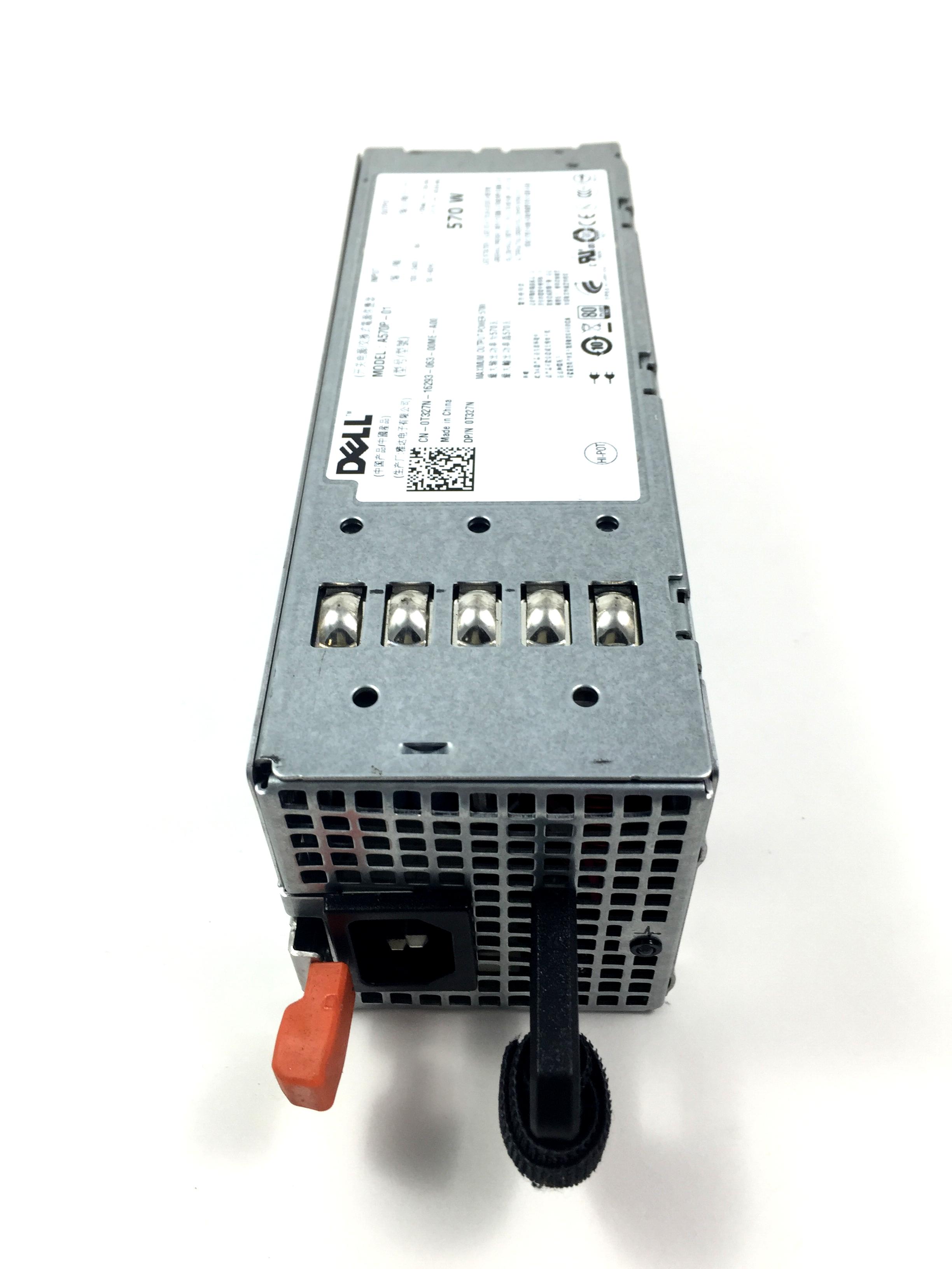 Dell PowerEdge R710 T610 570W Power Supply (NX3100)