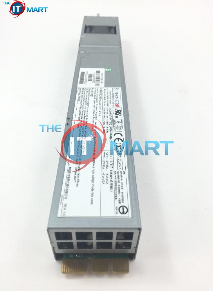 Supermicro Module 700W 1U Server Power Supply (PWS-703P-1R)