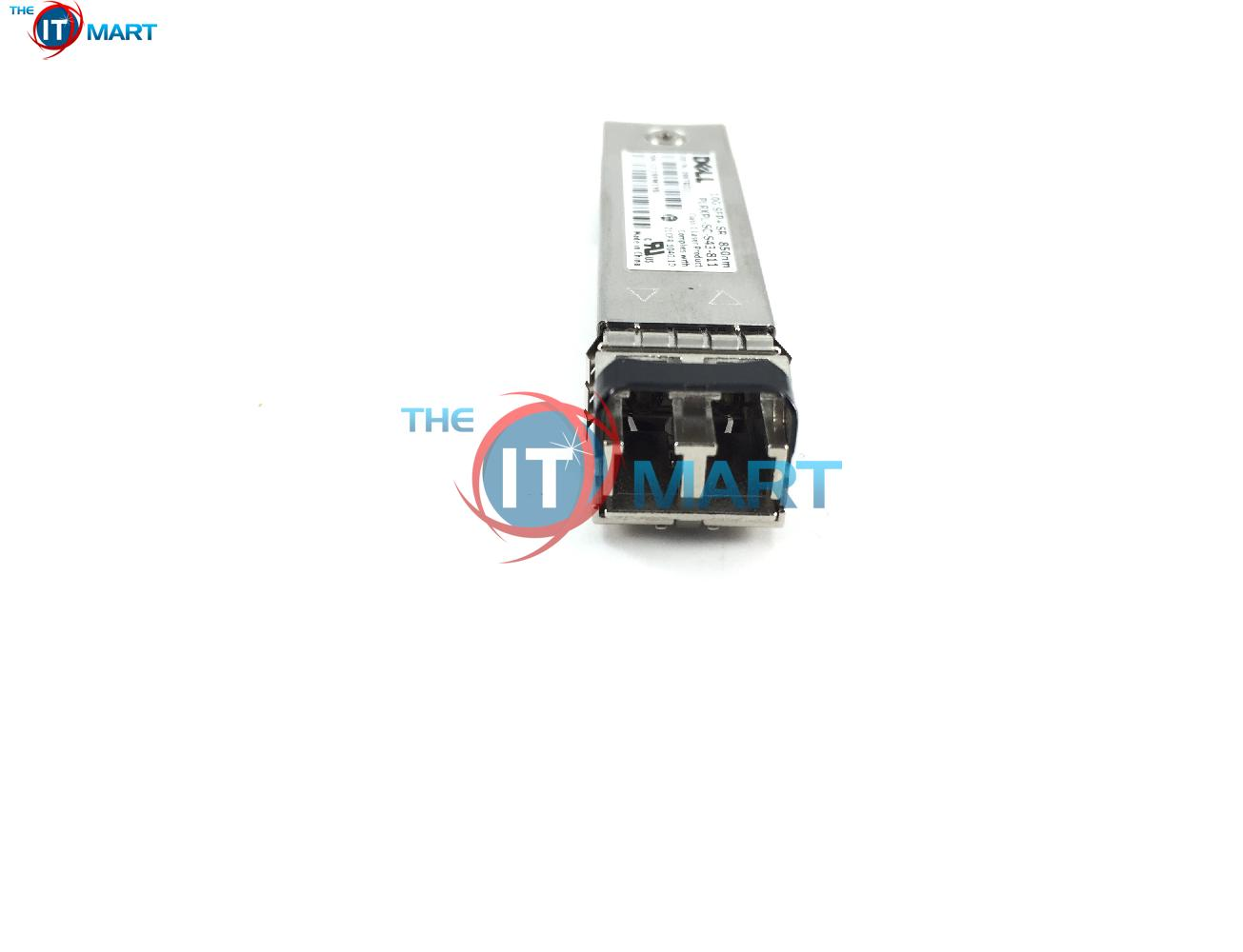 DELL PLRXPL-SC-S43-811 10G SFP SR 850NM TRANSCEIVER (WTRD1)
