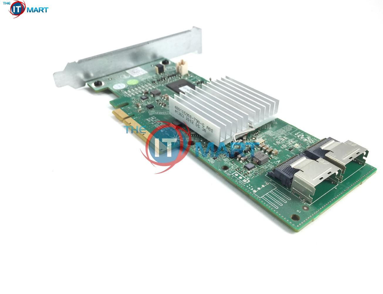 DELL POWEREDGE H310 8 PORT 6GBPS SAS/SATA RAID CONTROLLER PCI-E (03P0R3)
