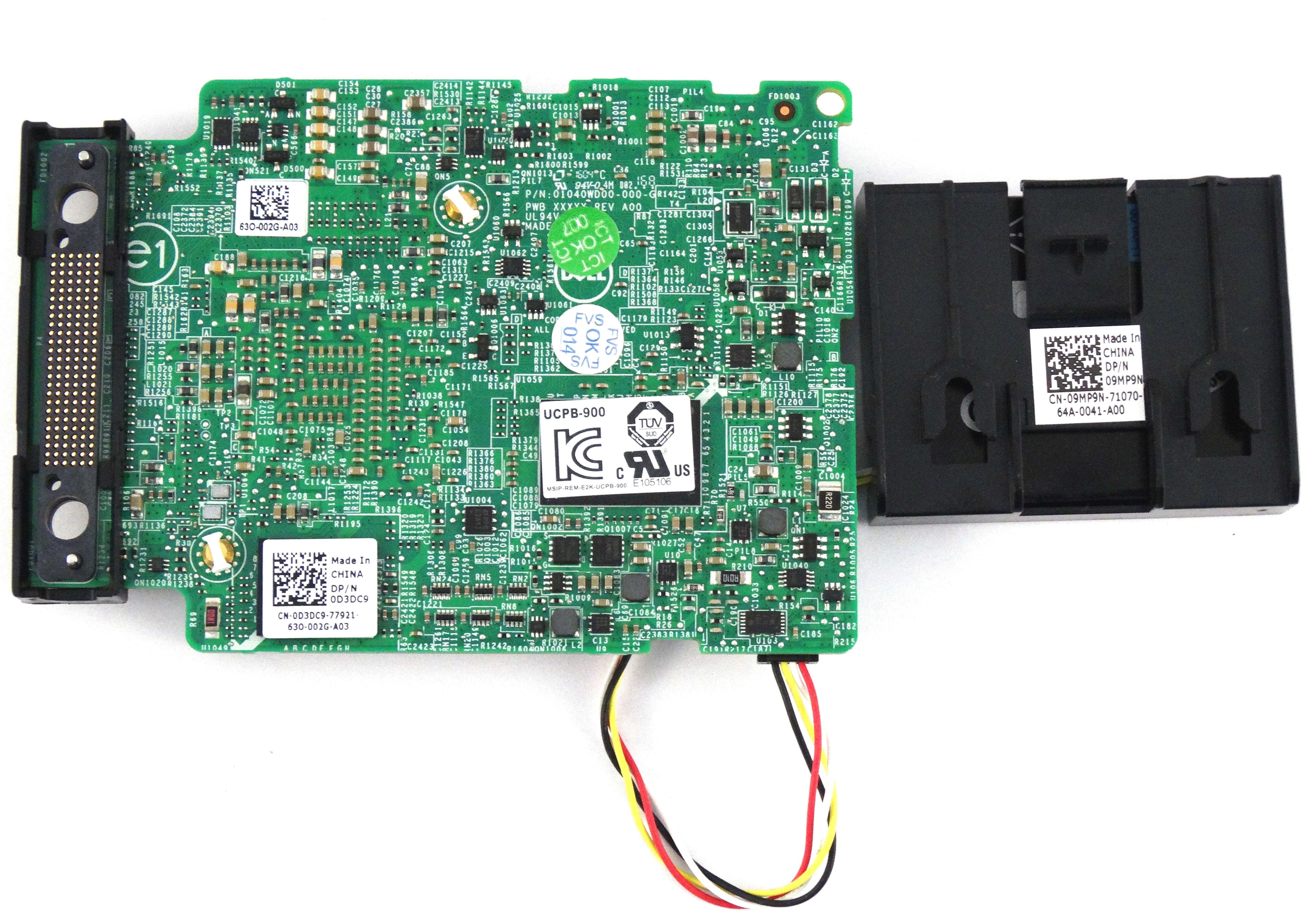 Dell PERC H730P Mini Blade SAS RAID Controller (0D3DC9)