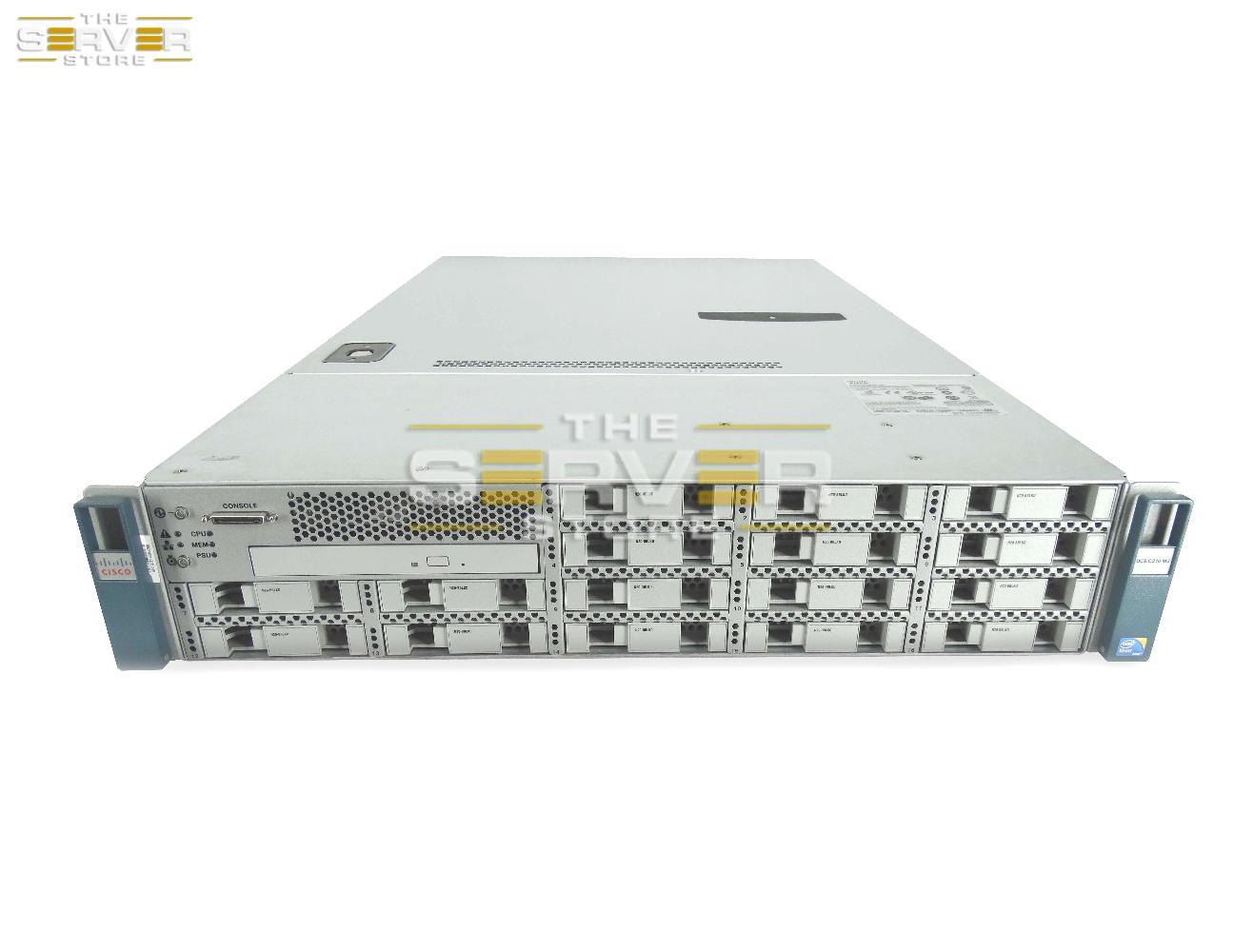Cisco UCS C210 M2 16x SFF 2U Server