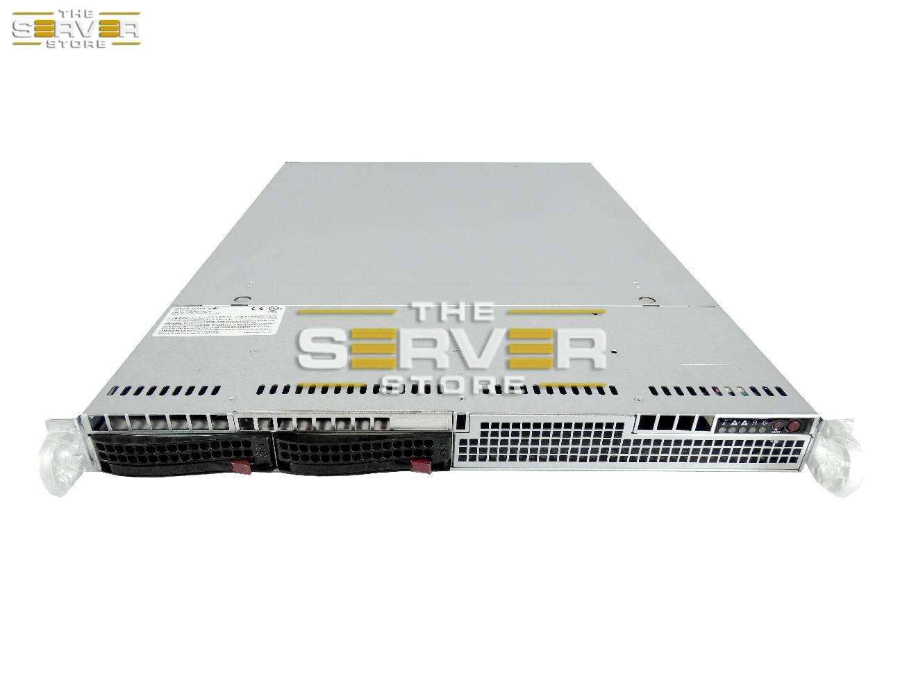 SuperMicro 6017R-TDLRF 2x LFF 1U Server Sale!