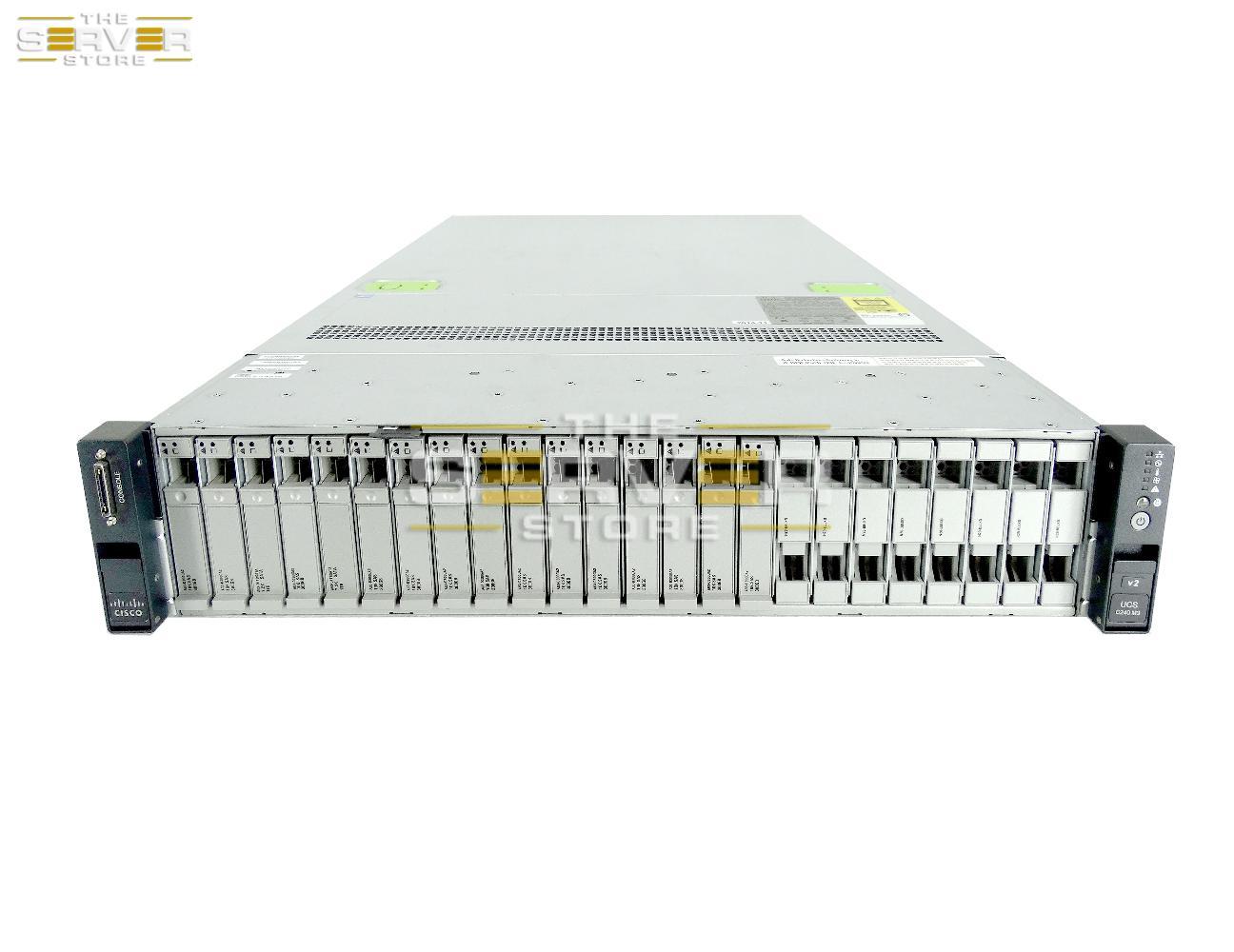 Cisco UCS C240 M3 24x SFF 2U Server