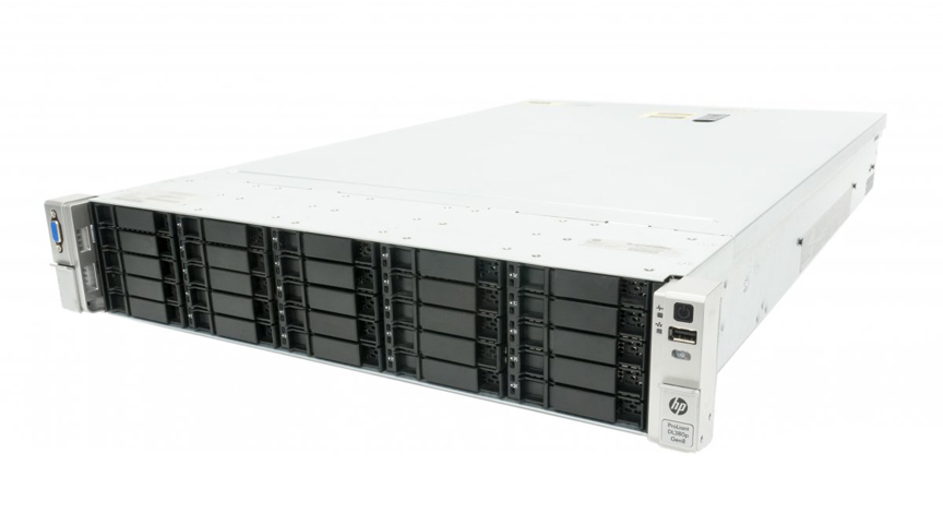 HP ProLiant DL380p G8 25-Bay SFF 2U Rackmount Server
