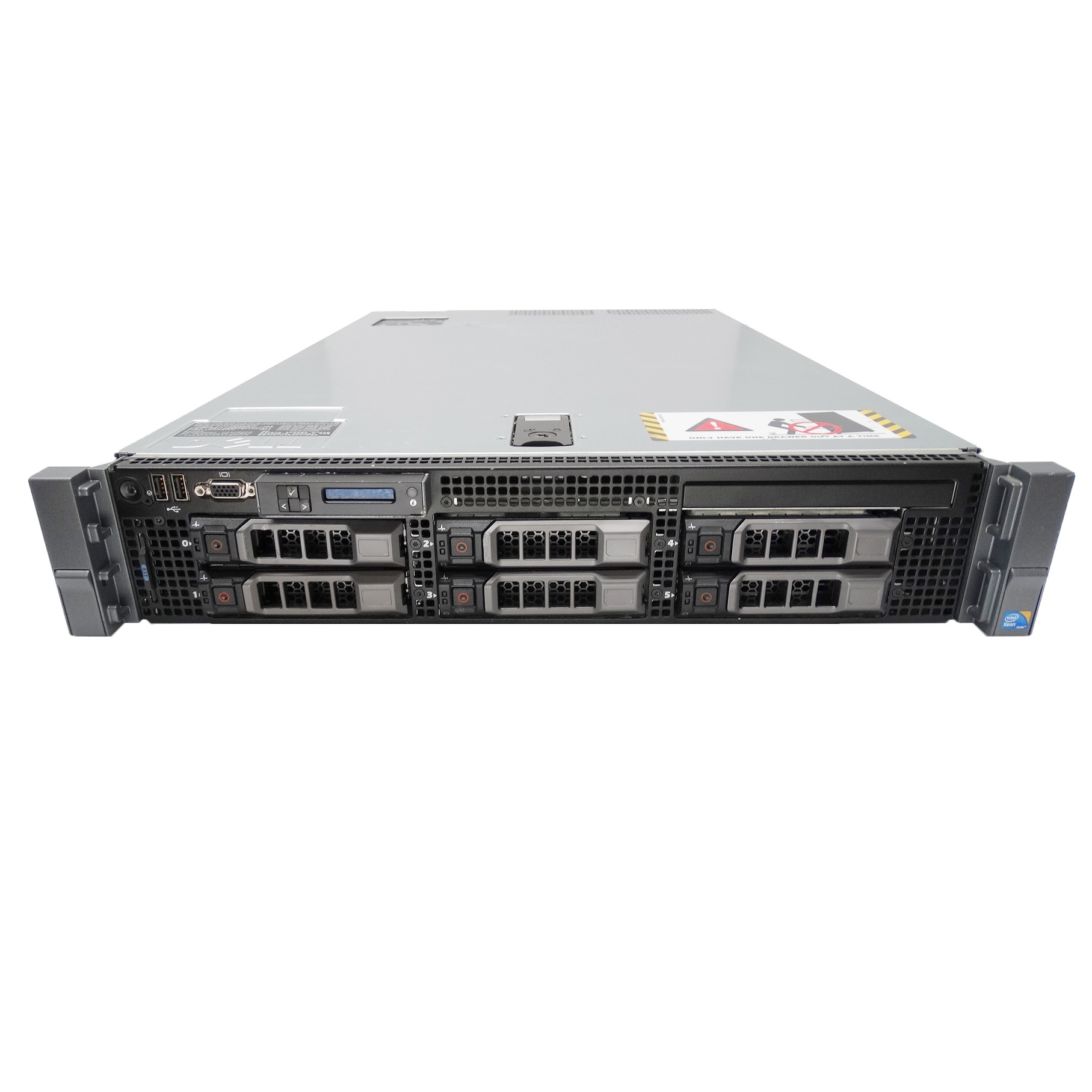 Dell PowerEdge R710 6-Bay LFF 2U Rackmount Server