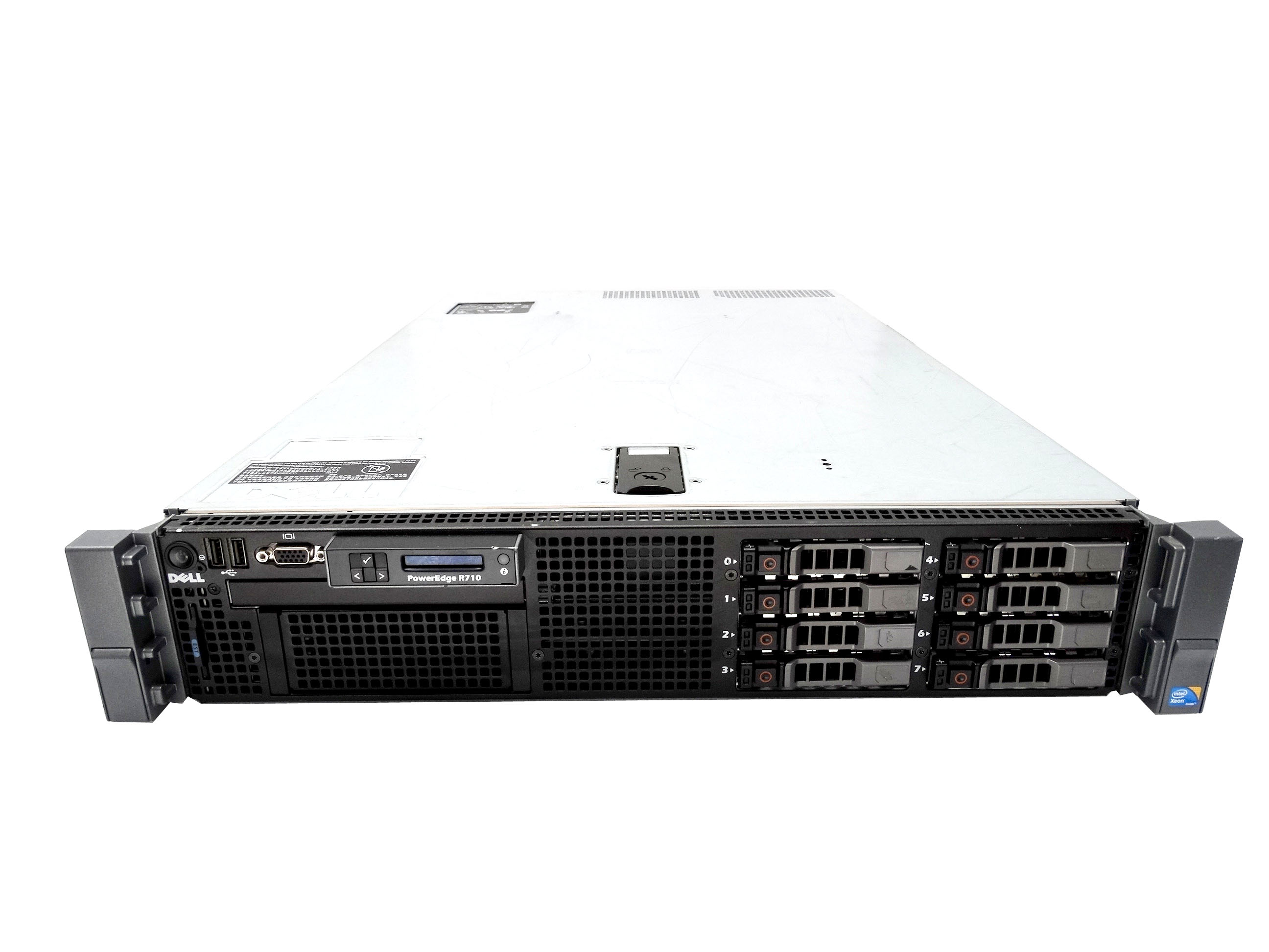 Dell PowerEdge R710 8-Bay SFF 2U Rackmount Server