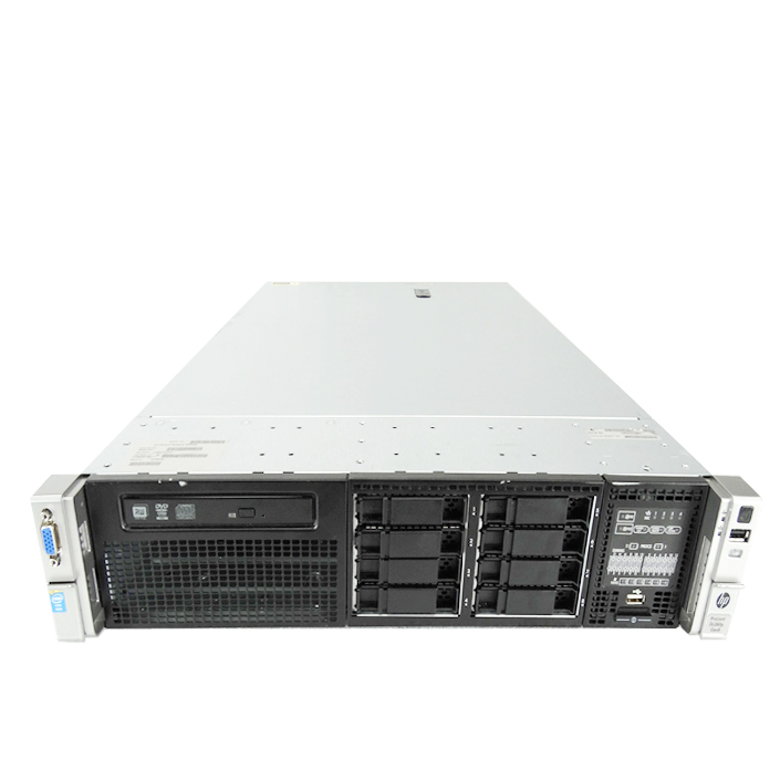HP ProLiant DL380p G8 8-Bay SFF 2U Rackmount Server
