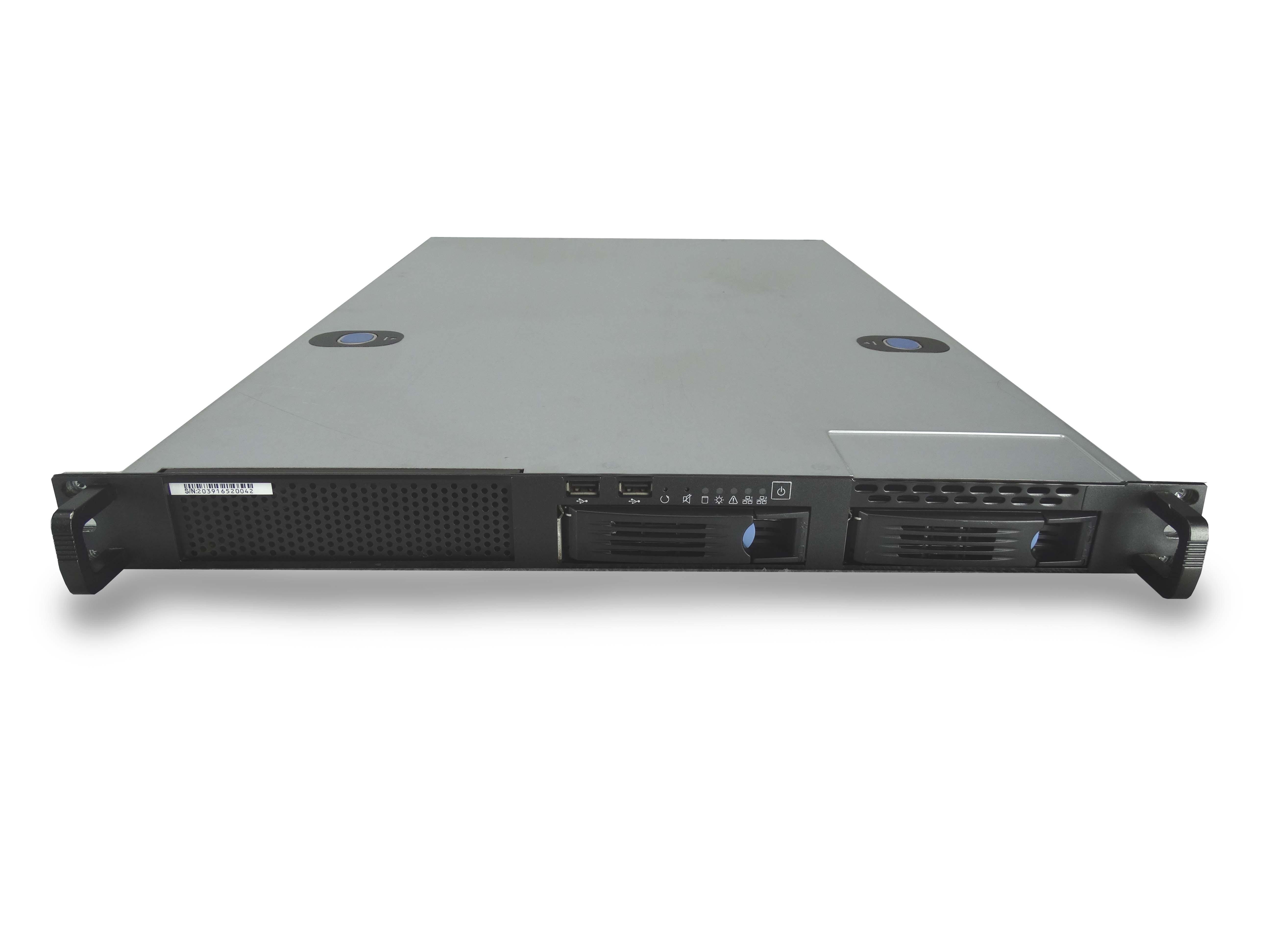 Chenbro RM11602 2-Bay LFF 1U Rackmount Server