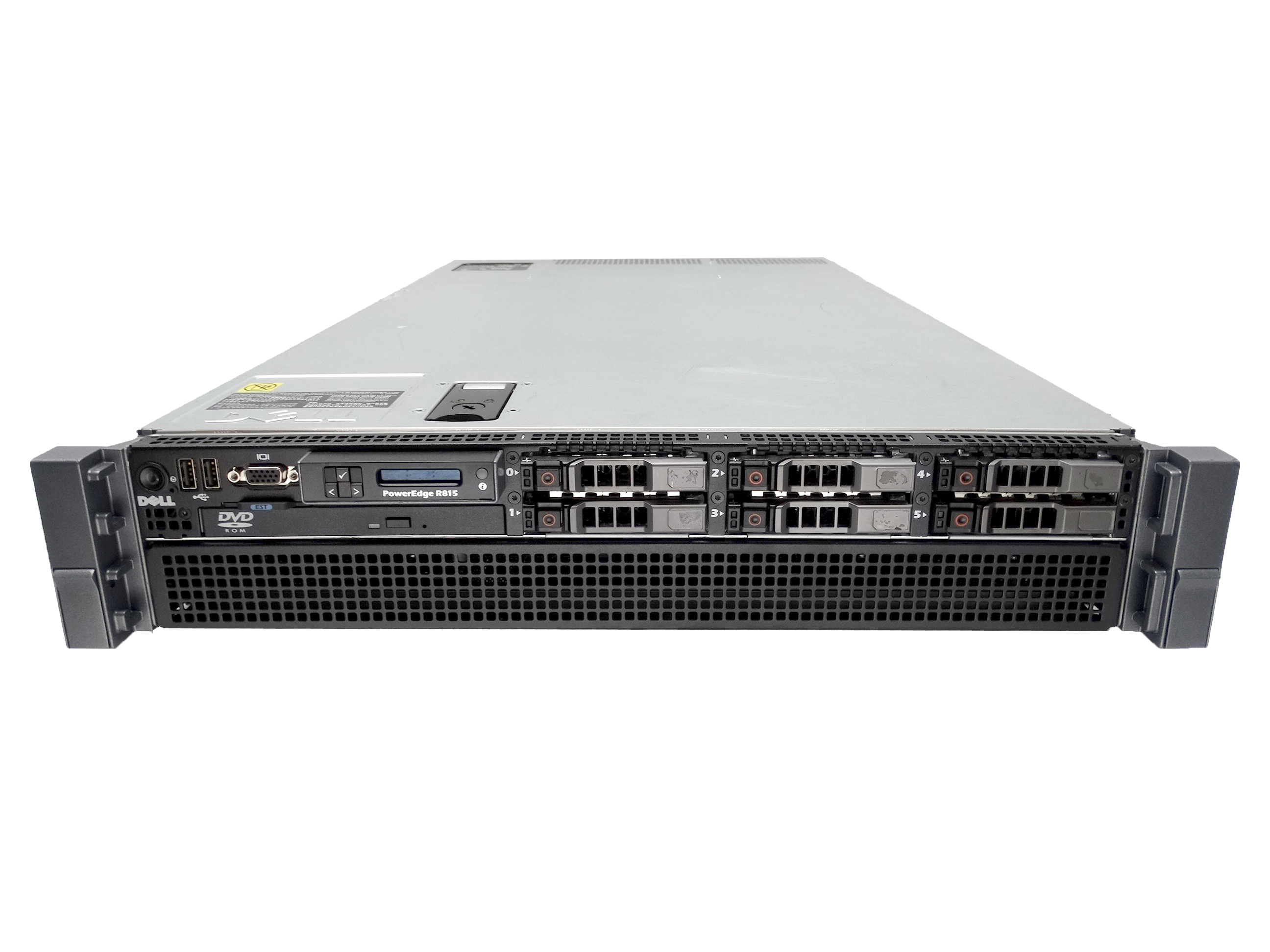 Dell PowerEdge R815 6-Bay SFF 2U Rackmount Server